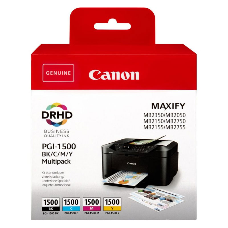 Canon PGI-1500 XL Multipack